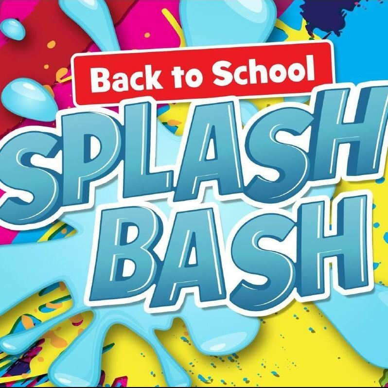 Back To School Splash Bash logo