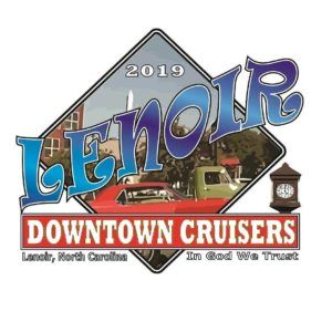 Lenoir Downtown Cruisers logo
