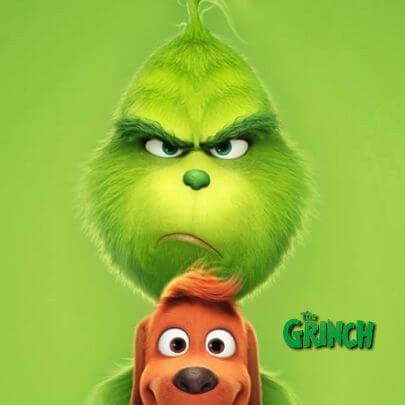 The Grinch and Max 2018 Movie