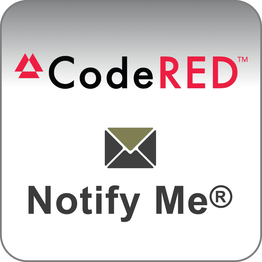 CodeRED Notify Me