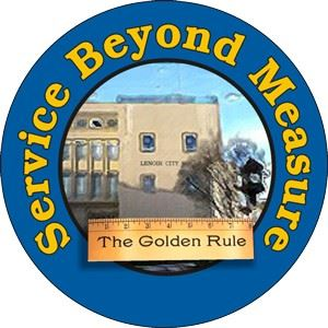 The Golden Rule Service Beyond Measure