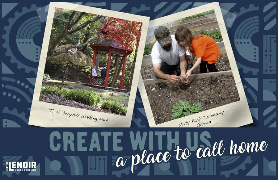 Create With Us a Place to Call Home