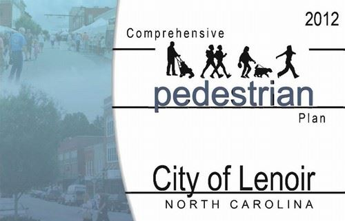 Comprehensive Pedestrian Plan City of Lenoir