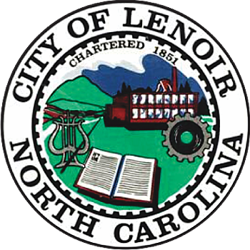 City of Lenoir North Carolina Seal